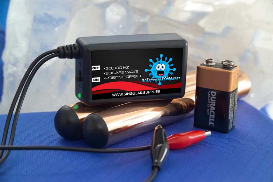 Virus Killer Frequency Generator Zapper