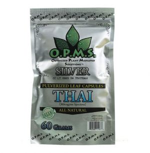 OPMS Silver Thai Kratom